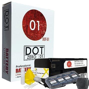DOT-01 Brand Canon C100 MARK II Battery for Canon C100 MARK