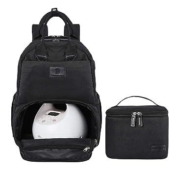 Baby Bottle Diaper Bag Backpack Mom Maternity Milk Fresh Storage Cooler Bags