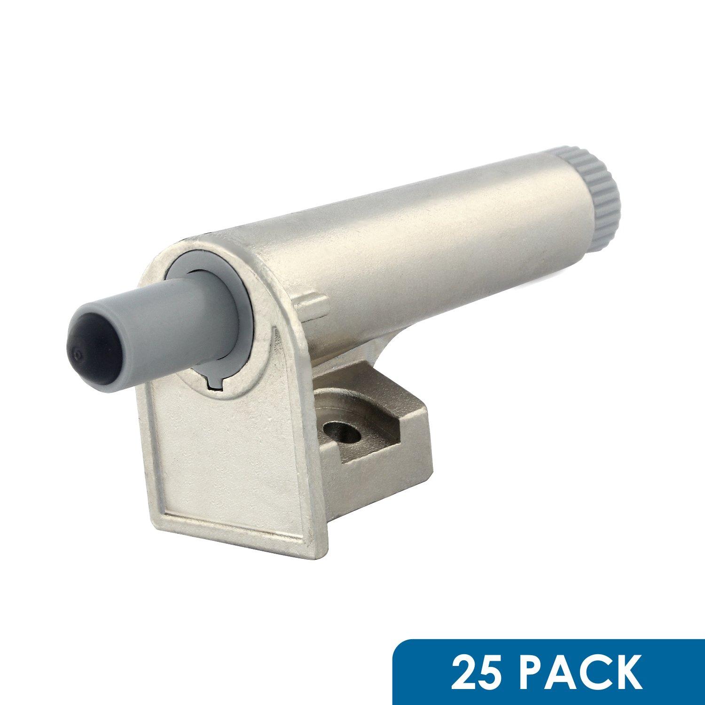 Rok Hardware 25 Pack SoftClose for Cabinet Doors / Metal Soft Close Adapter / Damper / Hardware / Zinc / Hinge / European Made!