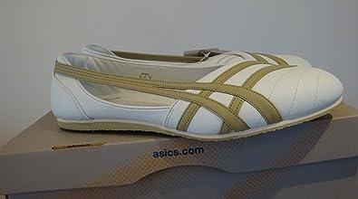 Qualität zuerst klassisch Wählen Sie für späteste ASICS Izzy Ballerina Größe 39,5 Farbe White/Clay: Amazon.de ...