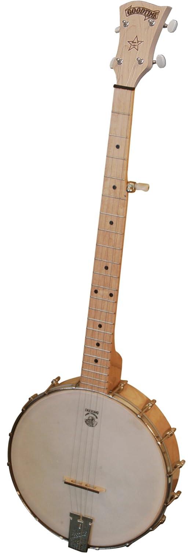 Deering Goodtime 5-String Banjo, Left-Handed Deering Banjos Goodtime Lefty