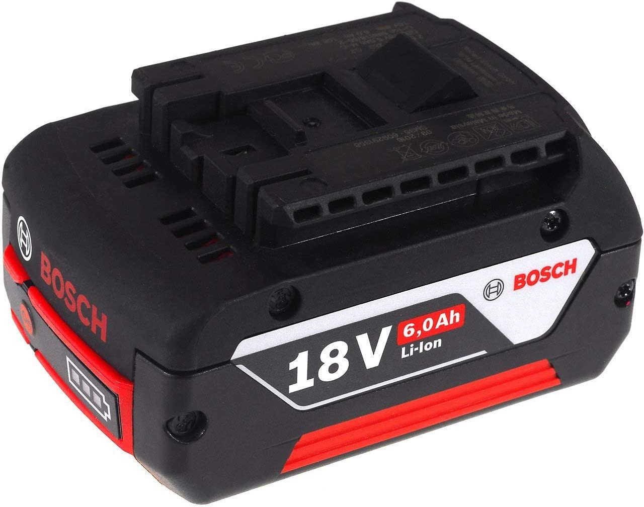 Powery Batería para Bosch GBA 18 Volt 6,0Ah Original