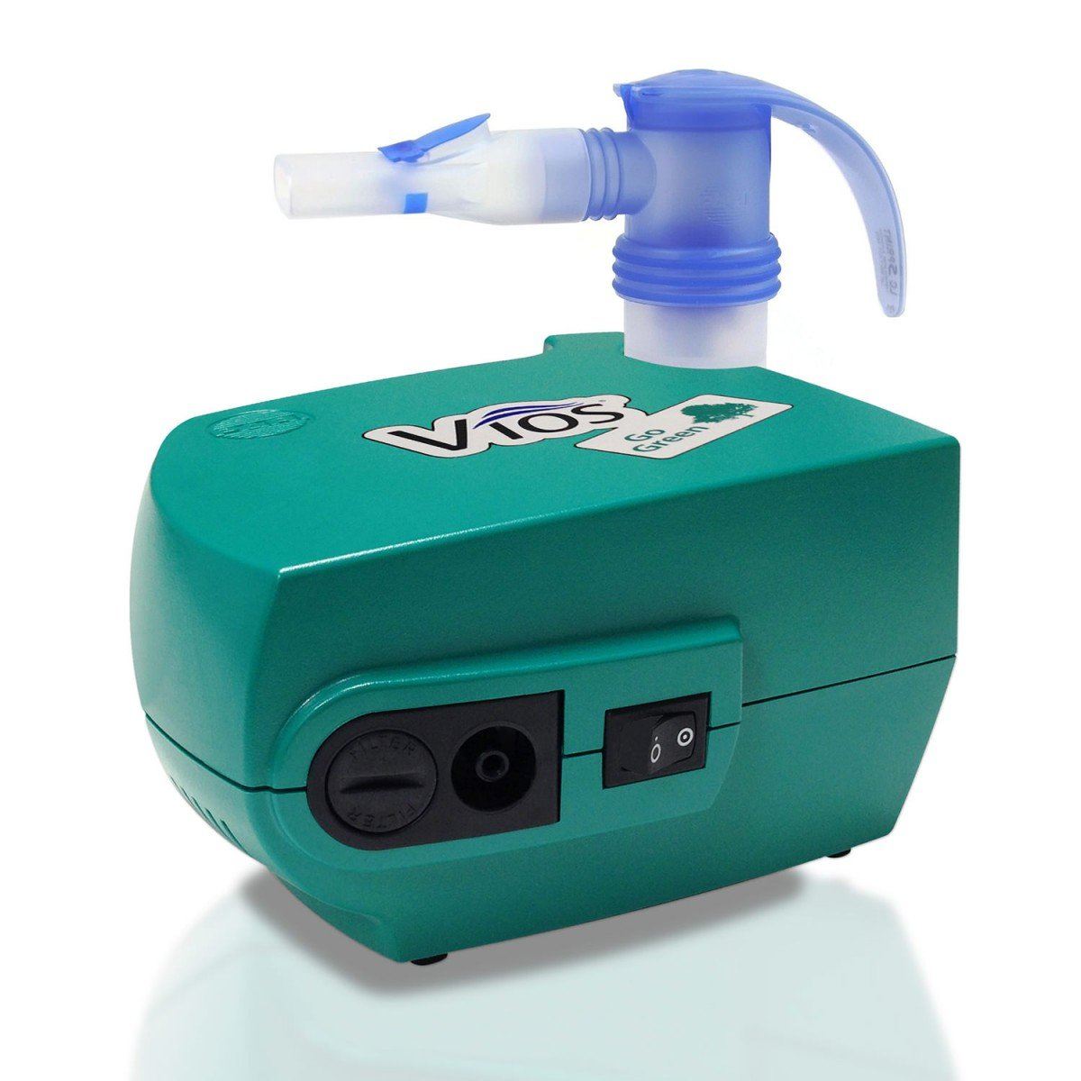 Professional Adult Vaporizer Compressor with Sprint Kit and Bonus Reusable Kit