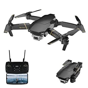 ilonti Drone RC con cámara HD de 1080P Brazo Plegable RC ...
