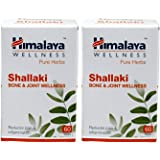Himalaya Shallaki Bone & Joint Wellness Tablets (60 Tablets)Pack Of 2