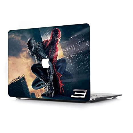 RQTX Funda Apple MacBook Air 11,6 Pulgadas Modelo A1465/A1370 Portátiles Accesorios Plástico Impresión del Patrón Rígida Cover Protección Carcasa,DH`6
