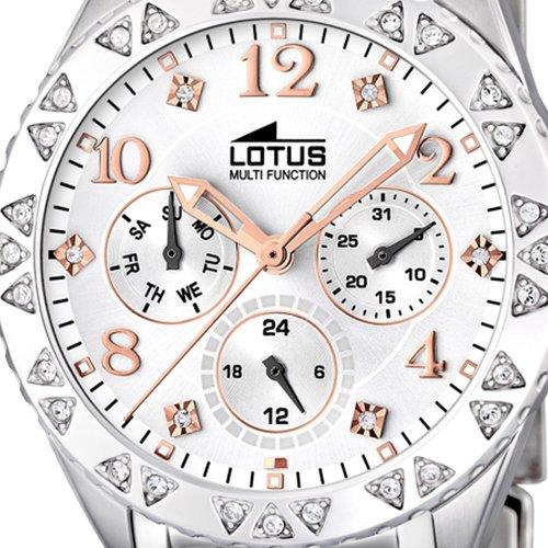 ea50382b3d20 Relojes Mujer Lotus Lotus Ceramic L15703 2  Amazon.es  Relojes