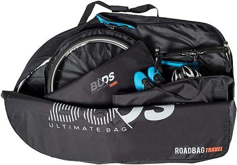 Buds-Sports - Bolsa de bicicleta acolchada ROADBag Travel - Bolsa ...
