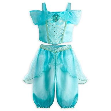 disney store princess jasmine halloween costume infanttoddler size 12 18 months