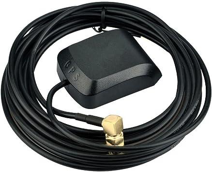 Gain dantenne active GPS 28dB imperm/éable