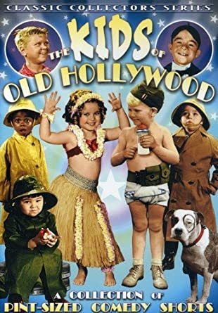 Amazon com: The Kids of Old Hollywood: Shirley Temple, Our