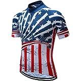 Camisas de ciclismo masculinas para ciclismo, camisas de ciclismo, jaqueta respirável