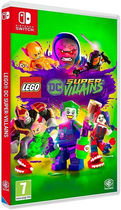 Lego Dc Super Villains: Amazon.es: Videojuegos