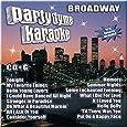 Party Tyme Karaoke - Broadway (16-song CD+G)
