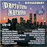 : Party Tyme Karaoke - Broadway (16-song CD+G)