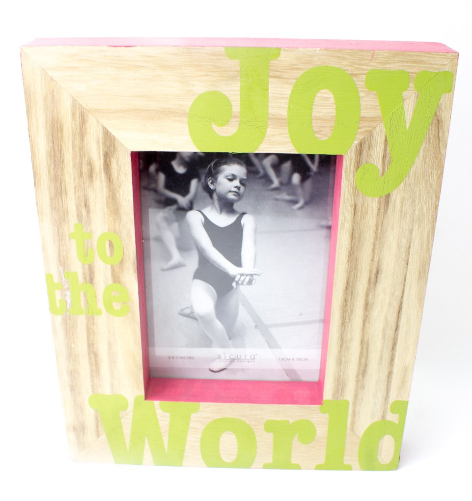 Amazon.com - Wood Photo Frame Holiday Christmas \