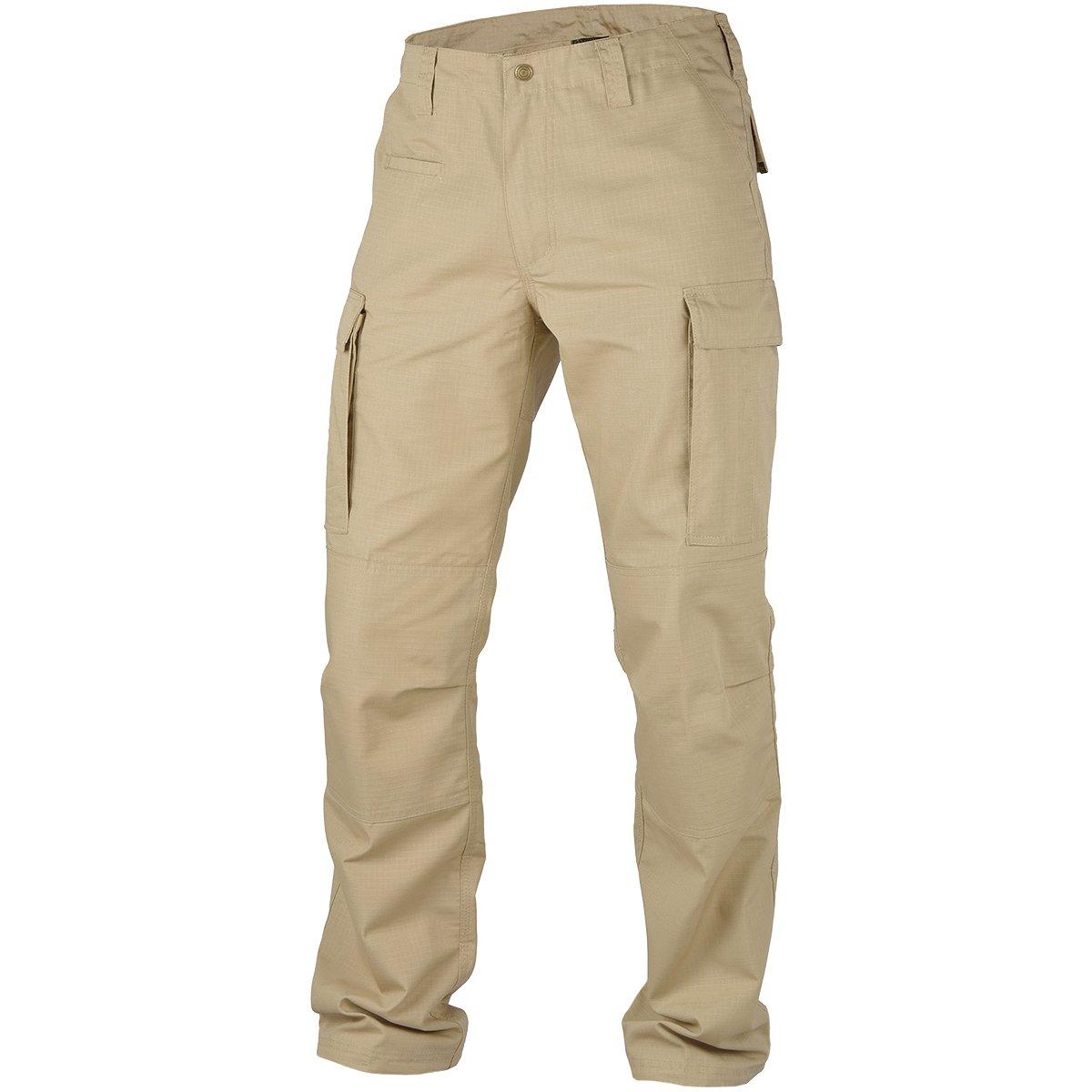 Pentagon Hombres BDU 2.0 Pantalones Khaki: Amazon.es: Ropa y ...