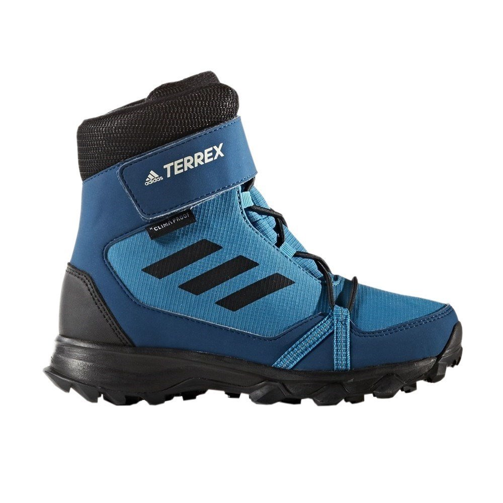 9c84645c730b3 adidas Outdoor Terrex Snow - S80884 - Color Blue-Light Blue - Size: 5.5