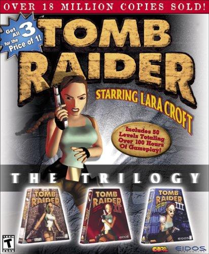 скачать игру Tomb Raider Anthology - фото 2