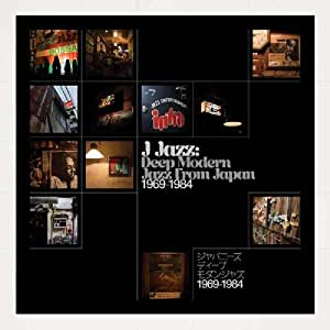 Jjazz Deep Modern Jazz From Japan 19691984 3Lp