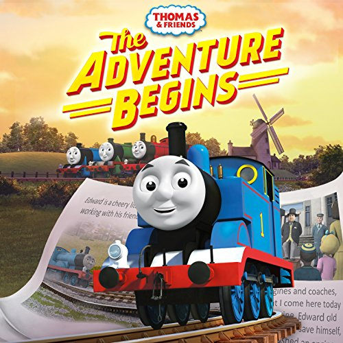... The Adventure Begins