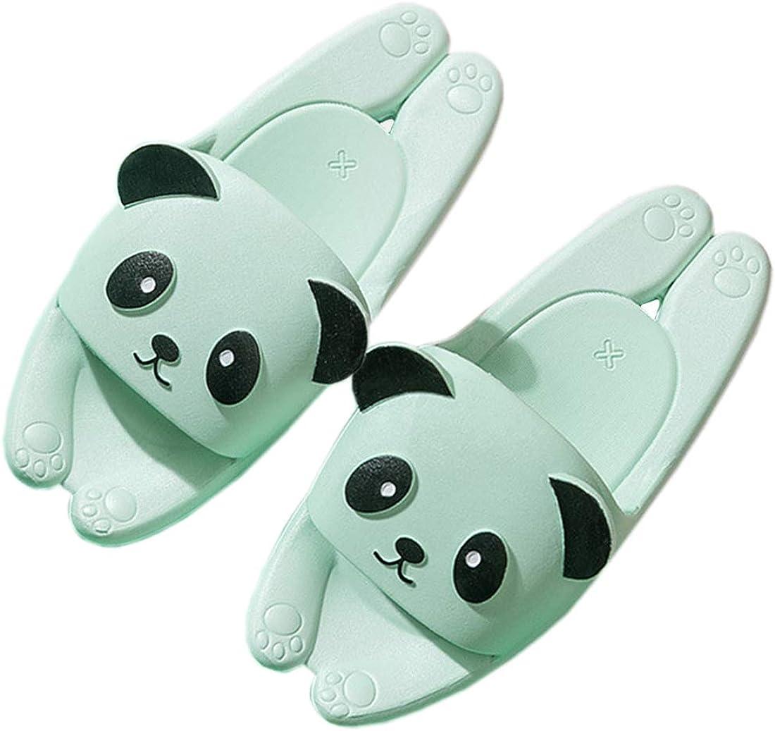 Chaussons Enfants Pantoufles Fille Claquettes Chaussures de Plage Gar/çon Chaussures pour Piscine Antid/érapant Pantoufles de Bain Douche Chaussons Mules Tongs A-Vert EU 34-35
