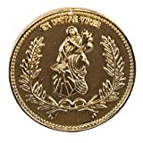 John Wick Gold Coin