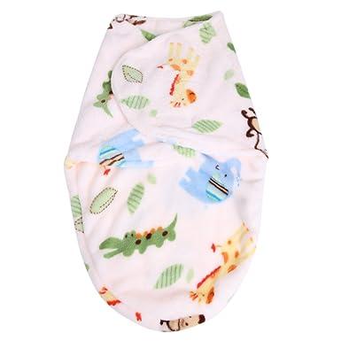 Silverone Saco De Dormir para Bebé Recién Nacido Suave: Amazon.es: Ropa y accesorios