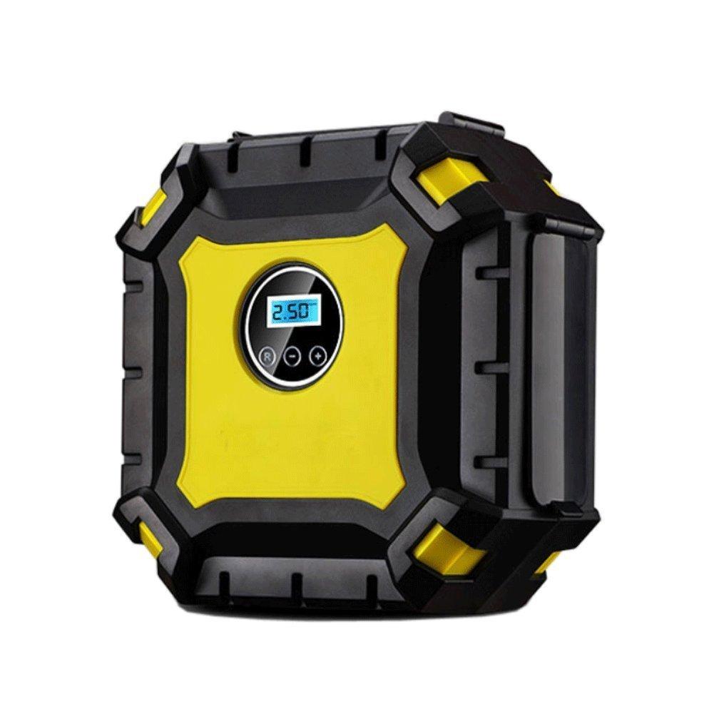 Amazon.es: CHRONSTYLE Compresor de Aire Automático, 12V 60PSI Compresor de Aire Auto Inflador de Neumático Portátil con Fisibles de Repuesto, Bomba de Aire ...