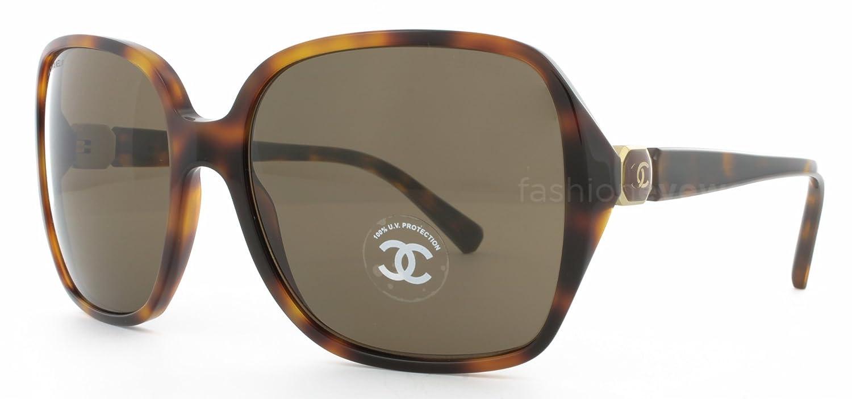 Gafas de Sol Chanel CH5284 HAVANA - BROWN: Amazon.es: Ropa y ...