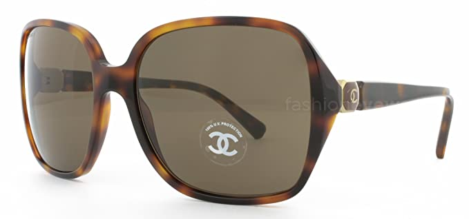 Gafas de Sol Chanel CH5284 HAVANA - BROWN: Amazon.es: Ropa y ...
