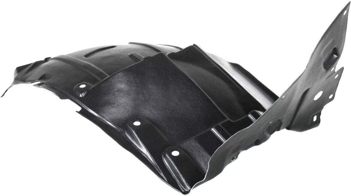 63844AM800 IN1251106 Parts N Go 2003-2007 G35 Coupe Fender Liner Passenger Side Splash Guard