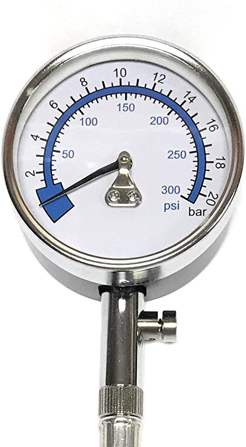 Kompressionsprüfer Kompressiontester Kompressionstester Tester Pürfer 0 20 Bar Für Benzin Motor Baumarkt