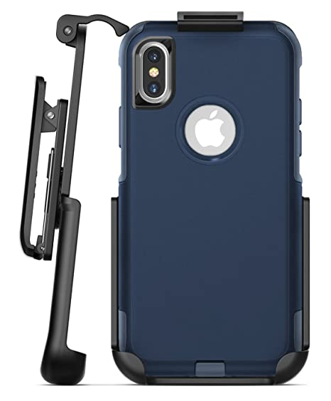low priced 7ec3c c8ad5 Encased Belt Clip Holster for Otterbox Commuter Case - iPhone X/iPhone Xs  (case not Included)