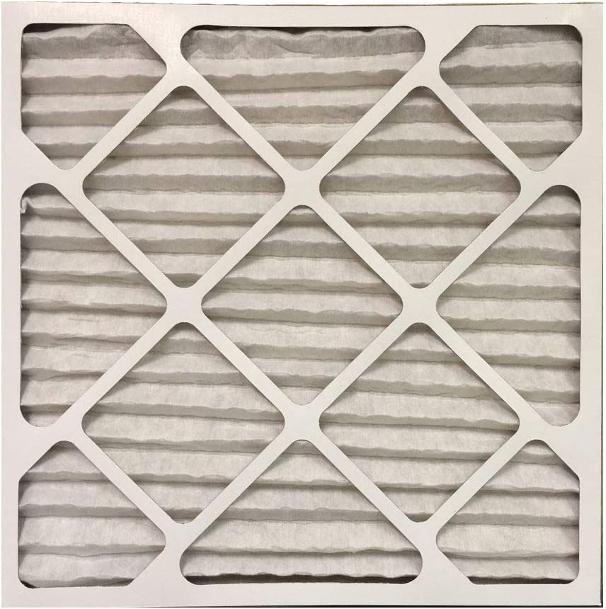 14 x 20 x 1 Pleated Furnace Air Filter MERV 11