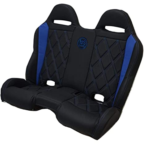 Excellent Amazon Com Bs Sand Pebeblbdr Performance Front Rear Bench Gamerscity Chair Design For Home Gamerscityorg