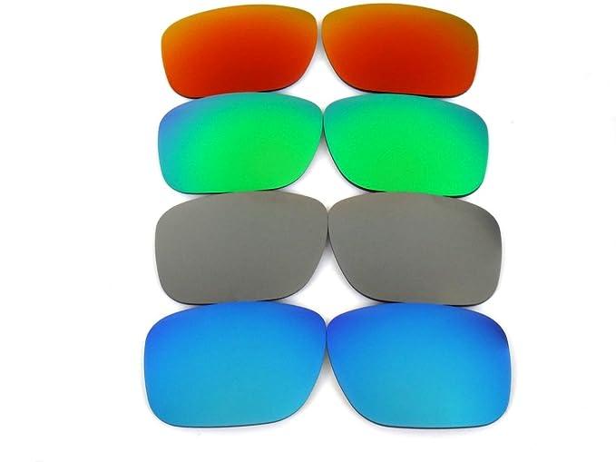 Amazon.com: Galaxylense lentes de repuesto para Oakley ...