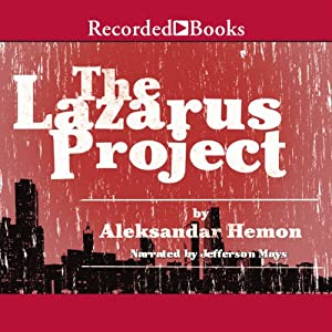 The Lazarus Project Audiobook