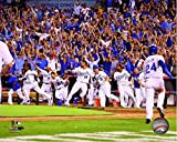 "Kansas City Royals 2014 AL Wild Card Celebration Photo (Size: 8"" x 10"")"