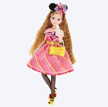 a878a8238c2c0b 東京 ディズニー リゾート 35周年 Happiest Celebration ! ファッションドール ( 35th ミニー マウス 風 )