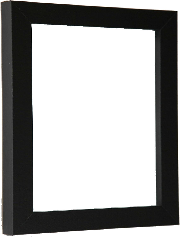 Amazon.de: Tailored Frames - Square Design Bilderrahmen - Schwarz ...