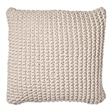 Ethan Allen Nautical Knit Pillow