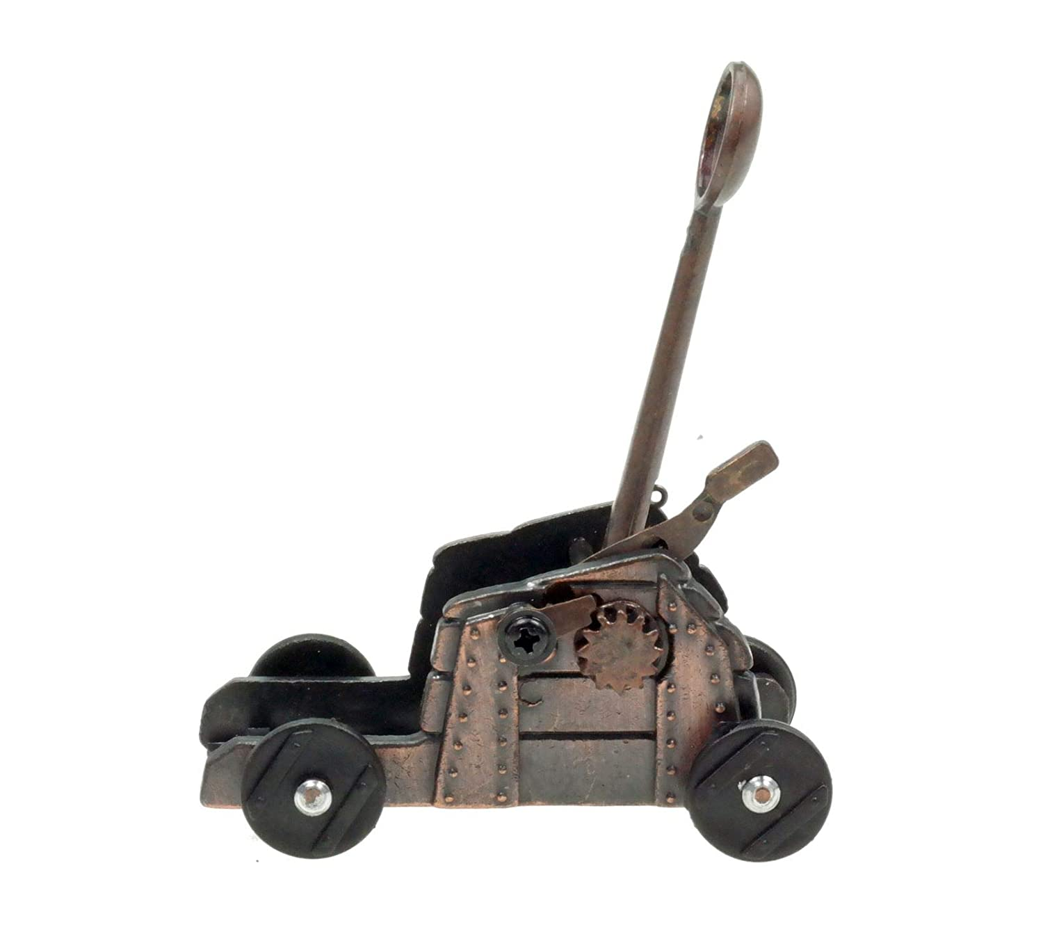 Die-Cast Miniature Catapult Pencil Sharpener Medieval Knight Castle Pencil Sharpener Die-Cast by Joh. Vogler GmbH