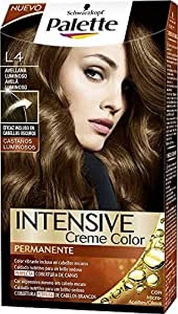 Palette Intense - Tono L4 Avellana Luminoso - Coloración ...