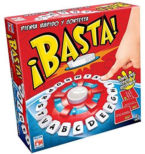 Basta Board Game (Spanish Edition) by Fotorama (Board Games Spanish)