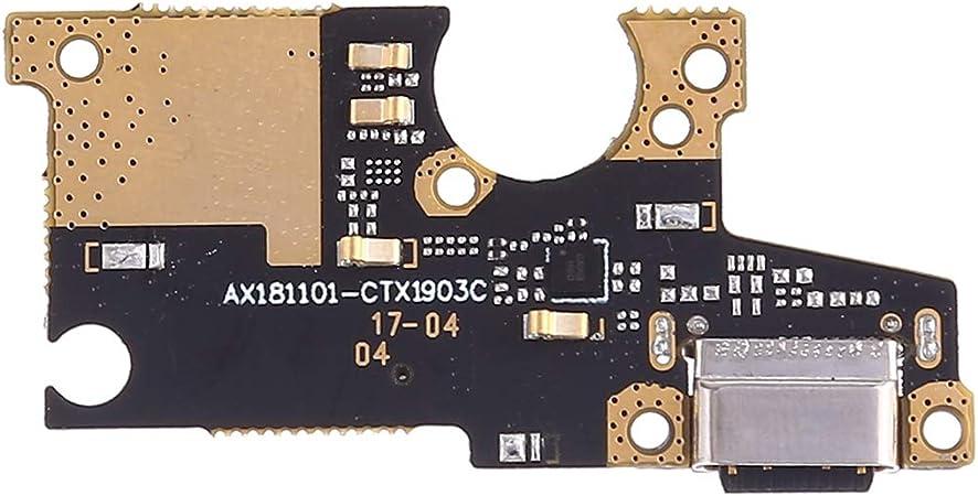 YANCAI Repuestos para Smartphone Placa de Puerto de Carga for Xiaomi Mi Mix 3 Flex Cable: Amazon.es: Electrónica