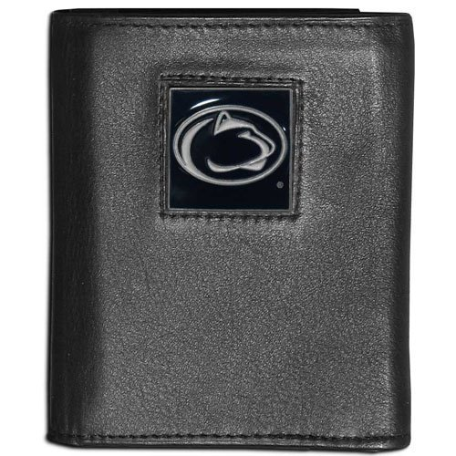 NCAA Penn State Nittany Lions Leather Tri-Fold Wallet