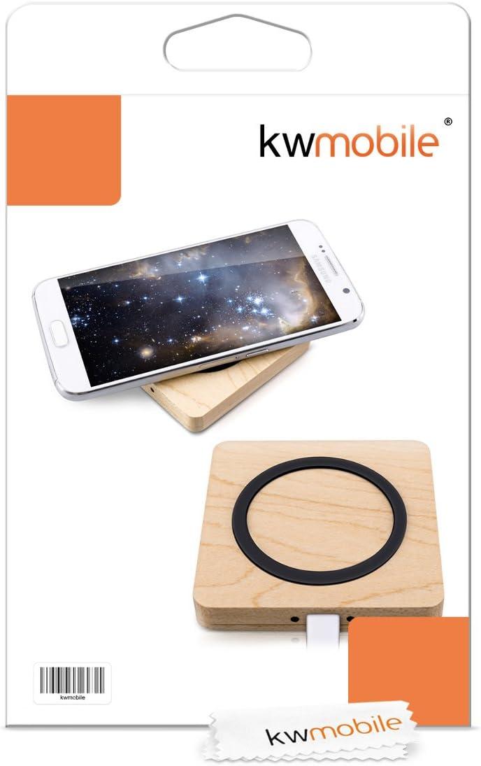 kwmobile caricabatterie universale per smartphone carica