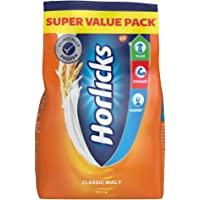 Horlicks Health & Nutrition drink - 750 g Refill Pack (Classic Malt)