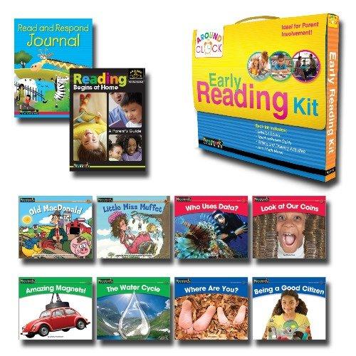 - F-G Reading Levels Family Involvement Kit